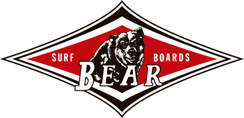 BEAR SURF BOARD