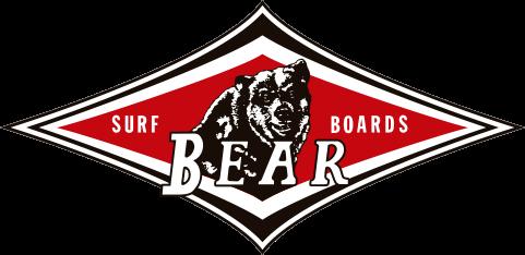 BEAR SURF BOARD