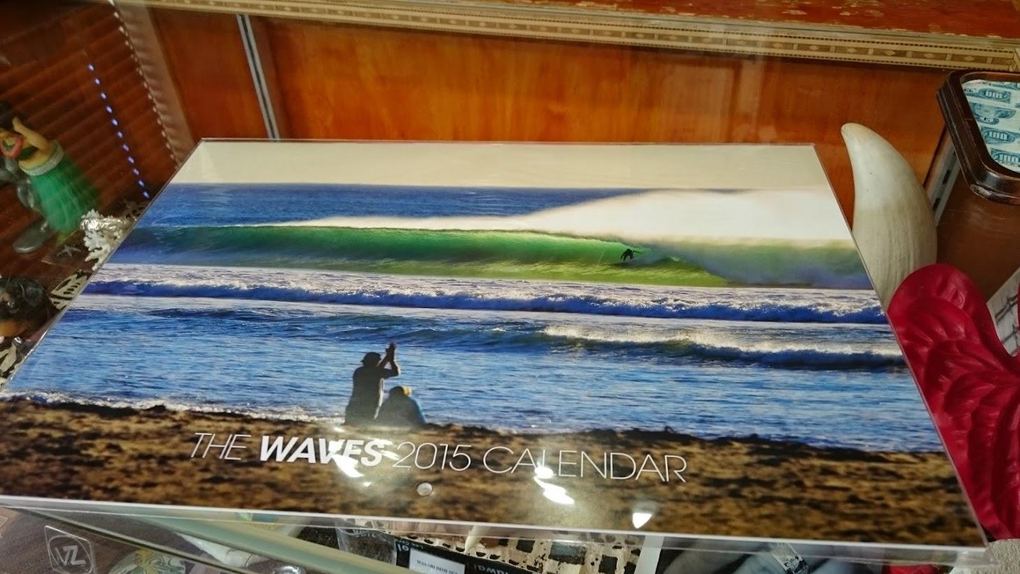 wavescalendar